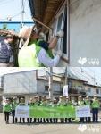 함께하는 사랑밭-두산인프라코어, 인천 화수부두마을에서 환경개선 사업 '첫 삽'