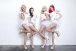 걸그룹 '큐피드'가 디지털 싱글 I feel good으로 데뷔했다