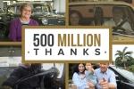 제너럴 모터스가 회사 출범 이후 누적 생산 5억대 돌파를 달성하는 새로운 이정표를 세우며, 전세계 자동차 산업사에 새로운 획을 그었다