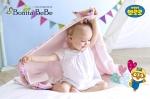 친환경 유아용품 전문기업 보니타베베에서 뽀롱뽀롱 뽀로로 캐릭터를 활용한 유아섬유외출용품을 상품화 한다