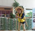 5월 9일 수원중앙양로원에서 강찬우 수원지검장이 라스버킷챌린지 60kg에 도전하여 성공했다