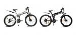 2015년형 접이식 전기자전거 테일지 T9 - 왼쪽 테일지 T9 화이트, 테일지 T9 블랙