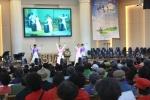 SDA삼육어학원이 배봉축제를 성황리에 개최했다.