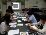 한국보건복지인력개발원 대구사회복무교육센터에서 13일 오전 중구에 위치한 대구서문복지재단에서 찾아가는 실습기관 간담회를 열었다