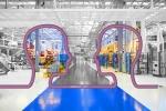 세계 최초 가동형 CAT7 이더넷 케이블. 세계 최초 e체인 내에서의 사용을 위한 가동형 CAT7 이더넷 케이블로 미래형 스마트 공장에서 안전한 데이터 전송을 보장한다.