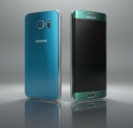 삼성전자가 18일 갤럭시 S6  블루 토파즈와 갤럭시 S6 엣지 그린 에메랄드 색상을 새롭게 출시한다