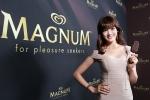 매그넘이 국내 공식 출시 기념 파티를 개최했다