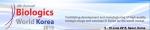 바이오로직스 월드 코리아 2015 컨퍼런스가 2015년 6월 9일부터 10일까지 서울 노보텔앰배세더호텔에서 개최된다