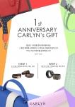 칼린 1주년 기념 이벤트
