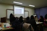 서울시 경력단절여성을 위한 청소년 상담인력 역량강화교육 돌아온 슈퍼우먼 교육에 열심히 참여하는 모습이다
