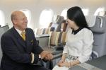 유럽 최대항공사 루프트한자 독일항공은 5월 22일 에어버스 A380의 인천-프랑크푸르트 노선 운항을 시작한다.