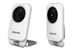 레드닷 디자인 어워드 2015에서 본상을 수상한 삼성테크윈의 홈시큐리티 카메라(SNH-E6110BN)