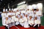 한국관광대학교 호텔조리과 학생들이 한국음식관광박람회에서 전원 수상했다
