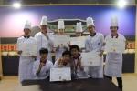 한국관광대학교 외식경영과가 2015 한국음식관광박람회에서 문화체육관광부장관상을 수상했다