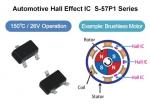 세이코 인스트루먼츠, 자동차 애플리케이션 용 고성능 홀 효과 센서 IC 시리즈 출시