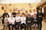 중국 절강성 닝보시 경제문화 박람회 위원들이 참누리병원을 방문했다.