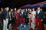 타미 힐피거 베이징 패션쇼 이후 파티