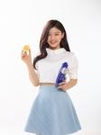 일화 초정탄산수 광고 모델 배우 김유정