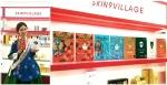 스킨나인빌리지가 2015 상해 국제미용 박람회에 참가했다