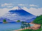 일본을 대표하는 후지산을 그린 그림과 예술작품이 호텔에서 전시될 예정이다.