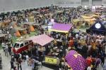 오는 6월 4일부터 7일까지 나흘간 일산 킨텍스 제2전시장 10홀 및 야외전시장에서 2015 국제아웃도어캠핑페스티벌가 개최된다