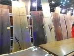 코리아우드쇼에서 전세계 테이블상판재를 만나볼수 있다. 2015년 6월 11~14일, 서울 학여울역 세텍 전시장