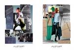질스튜어트 뉴욕이 뉴욕의 아티스트 더그 에이브러햄과 아트워크 콜라보레이션을 한다
