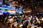월터 예(Walter Yeh) 대만무역발전협회 수석부사장이 컴퓨텍스 2015 전시 주제를 발표하고 있다.