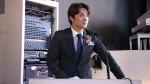 방송인 오상진이 전속모델로 활동 중인 LF 타운젠트의 이벤트에 직접 팔을 걷고 나섰다