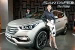 현대자동차가 4일 디자인을 개선하고 소비자 선호 사양을 확대 적용한 싼타페 더 프라임(SANTAFE The Prime)을 출시하고 본격적인 판매에 들어갔다.