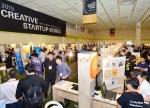 '2015 크리에이티브 스타트업 코리아' 전경