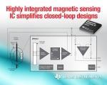 TI, 업계 최초 완전 통합형 플럭스게이트 센서 '신호 컨디셔닝 및 보상 코일 드라이버 IC' 출시