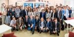 한국전기연구원는 1일부터 4일까지(현지시간) 러시아 모스크바 스콜코보 이노베이션센터 등에서 서울-모스크바 비즈니스 위크를 개최했다. 한-러 양국의 참여기업 및 기관 관계자들이 기념 촬영을 하고 있다.