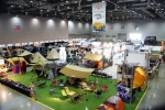 국제아웃도어캠핑페스티벌에 국내외 150여개 캠핑관련 업체 참가해 다양한 제품과 이벤트 선보인다
