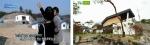 SBS생활경제방송 '실속형 전원주택이 뜬다.(좌)와 생방송투데이 '사람의 집'편(우)