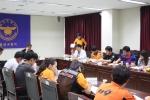 일산소방서가 4일 2층 소회의실에서 구급대원 감염관리를 위한 2015년도 상반기 감염방지 위원회를 개최했다.