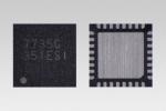 """자동차 내비게이션 시스템에 사용되는 미디엄 사이즈 LCD용 전원장치 IC """"TC7735FTG"""""""