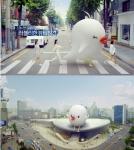 글로벌 메가 브랜드 도브가 한국 여성들을 빛내는 브랜드로 새롭게 비상하기 위해 뷰티에 날개를이라는 슬로건의 브랜드 캠페인을 론칭했다