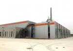 중국 장쑤성 화이안시에 위치한 장쑤네패스 공장동