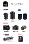 롯데에비뉴엘 엘카메라가 카메라와 렌즈, 가방, 삼각대 SEASON OFF 15~30% 진행한다.