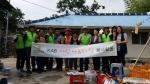 순천시장애인종합복지관은 한국감정원의 사회공헌사업인 KAB 사랑나눔의 집을 통해 주거환경개선 서비스 제공을 실시하였다.