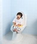 아이챌린지 1단계 2015년 화장실 특집편은 아이가 호비와 함께 쉽고 재미있게 배변 훈련을 할 수 있도록 제작되었다