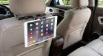 맥컬리코리아가 차량룡 헤드레스트 태블릿PC 거치대 HRMOUNT를 출시했다.