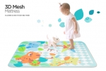 보니타베베가 3D매쉬 베개 7종을 출시했다