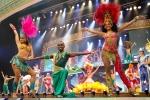 롯데월드 어드벤처가 여름 시즌 축제 리우 삼바 카니발을 오픈했다.
