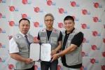 에어키르기즈와 키르기스스탄 K호텔의 대표인 허입중 씨가 국제구호 NGO 월드쉐어의 홍보이사로 위촉됐다.