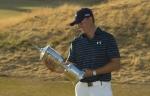 2015년 US 오픈 골프대회 우승자이자 롤렉스 홍보대사인 조던 스피스(Jordan Spieth)