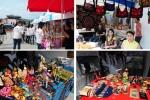 '2015 주한외국대사관의 날' 각국 부스들