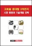 고효율 중대형 2차전지 시장 동향과 기술개발 전략 표지