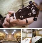 큐크 우쿨렐레 전문매장이 잠실에 오픈했다.